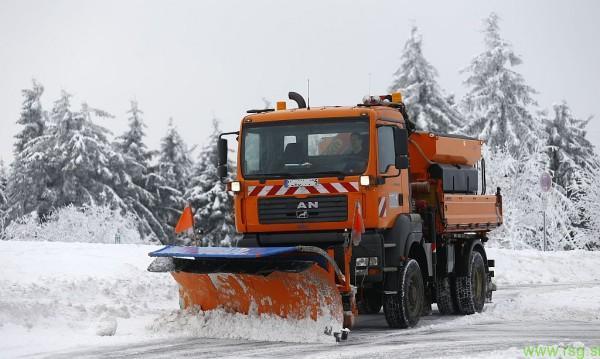 Pomembni investiciji za izboljšanje zimske službe na težje dostopnih območjih
