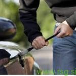 V Mariboru neznanec ukradel osebni avtomobil, znamke Golf