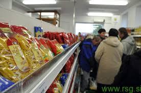V trgovini Sotra za socialno najšibkejše kolač kruha 0,70 evra