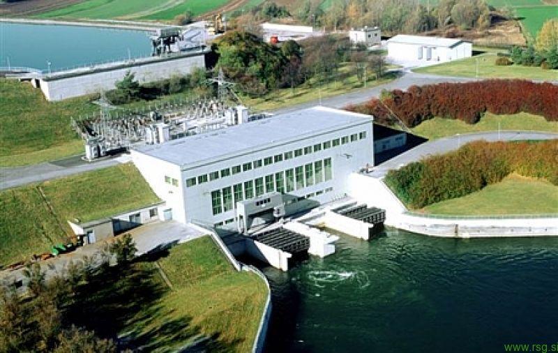 46 let od odprtja Hidroelektrarne Zlatoličje
