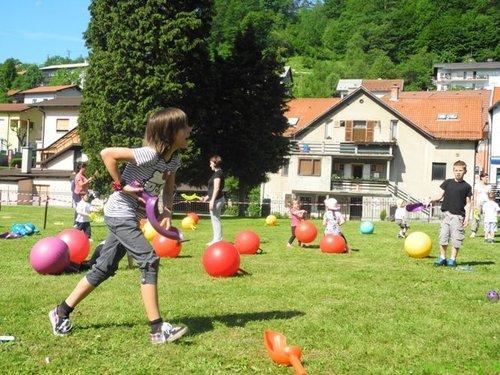 Tudi v Šentilju Šport Špas - Dan druženja vseh generacij
