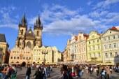 Z Majo po Češki: Država gradov, starodavnih mest, umetnosti in piva