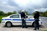 Policisti v okolici šol za varnost otrok in nad prekrškarje