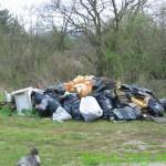 Ministrica Majcnova v Slovenski Bistrici tudi o spornem odlagališču odpadkov