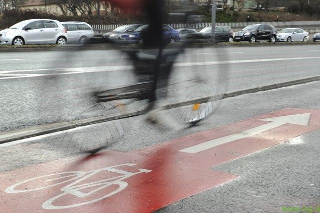 V Staršah uredili svoj del Dravske kolesarske poti