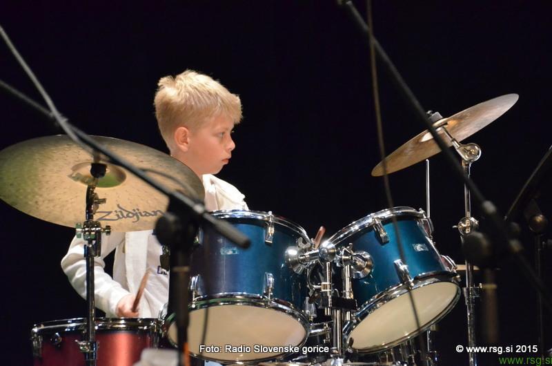 Jesenski koncert učencev Glasbene šole Lenart