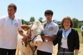FOTO: Na govedorejski razstavi na sejmu KOS razglasili šampionko