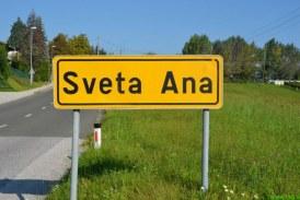 V občini Sveta Ana urejajo ceste