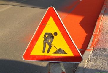 V občini Sveti Jurij v Slovenskih goricah tečejo dela na cestni infrastrukturi in kanalizaciji