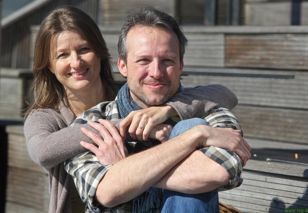 Sedemletno potovanje Dominike in Igorja Osvalda