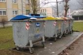V Radgoni deljena mnenja svetnikov glede zbiranja komunalnih odpadkov