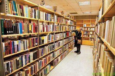 Kako daleč je sanacija lenarške knjižnice?