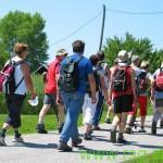 V Slovenskih goricah dobri pogoji za športno udejstvovanje upokojencev