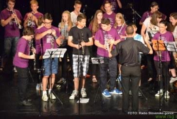 FOTO: V okviru LenArta nastopili mladi glasbeniki