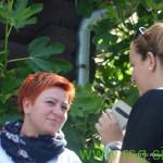 FOTO: Romana in Maks sta obiskala Lovski dom pri Petri