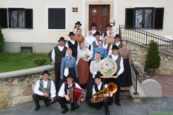 Na državno srečanje odraslih folklornih skupin tudi Jurovčan