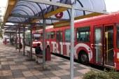 Avtobusno postajališče ob pohorski vzpenjači z novo podobo