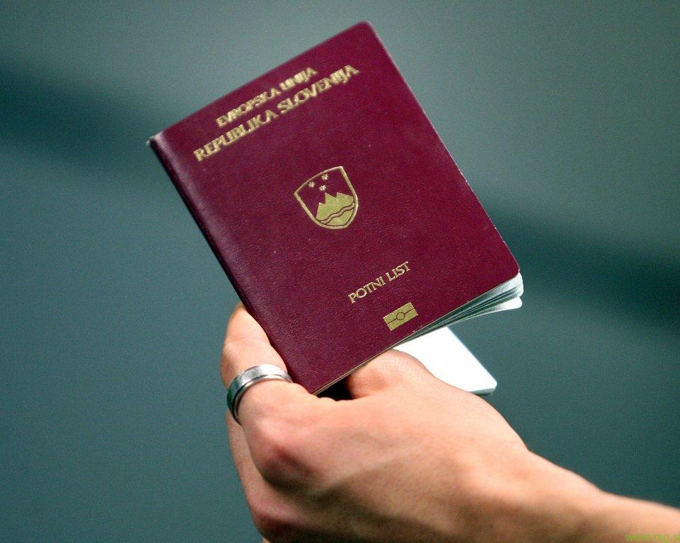 Pred odhodom na dopust preverite veljavnost svojih dokumentov