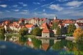 V Mariboru odslej usmerjevalne table za lokalne znamenitosti
