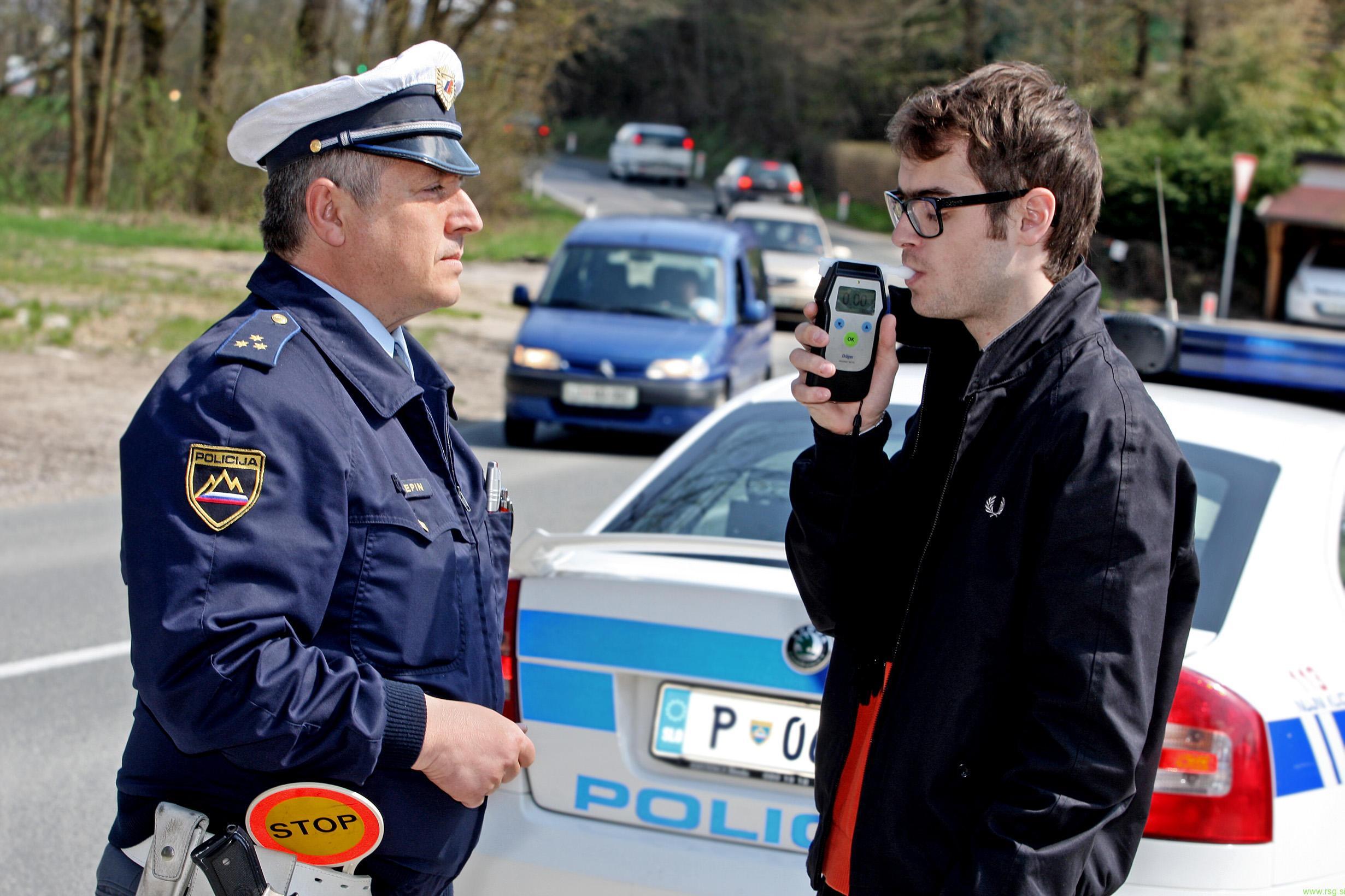 V tem tednu poostren policijski nadzor nad pešci in alkoholizirani vozniki