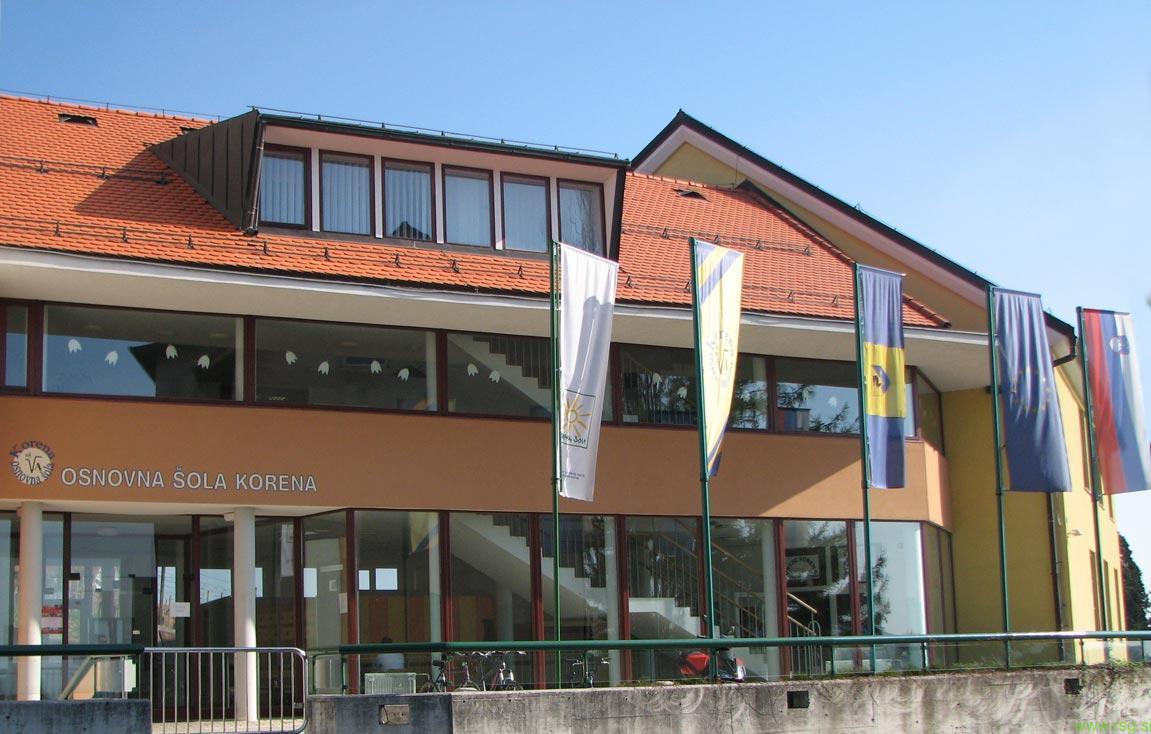 Dokončna ureditev korenške osnovne šole se obeta septembra