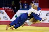 Kristina Vršič iz Judo kluba Duplek slavila v Podčetrtku