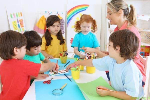 Kako preživljajo počitniške dni otroci v vrtcih?