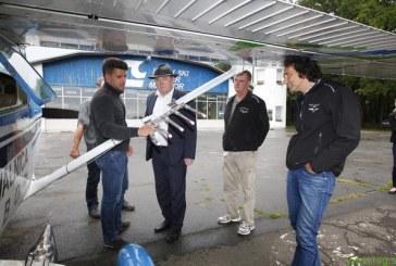 Letos že 16 letalskih akcij zaščite proti toči v Severovzhodni Sloveniji