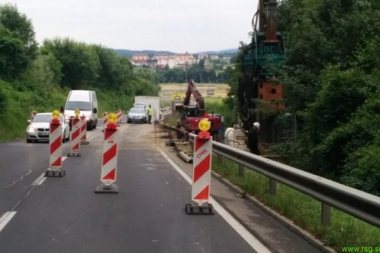 Modernizacija državne ceste v Cerkvenjaku