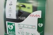Defibrilator v Sveti Trojici in Voličini