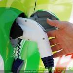 Na Sv. Ani polnilna postaja za električna vozila
