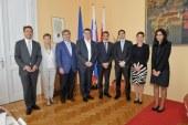 Župan sprejel predstavnike novih lastnikov Nove KBM