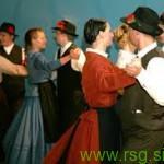 V Lovrencu na Pohorju območno srečanje odraslih folklornih skupin