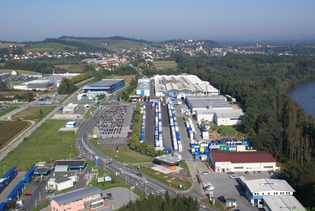 V Radgoni želijo omogočiti razvoj podjetij v industrijski coni