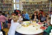 Pravljične ustvarjalnice v Knjižnici Lenart