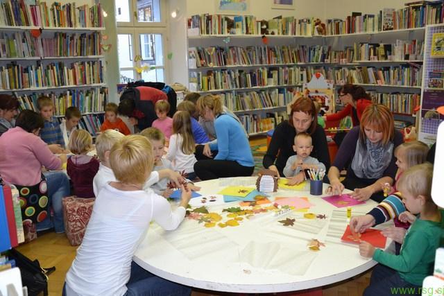 Počitniški julij v knjižnici Lenart