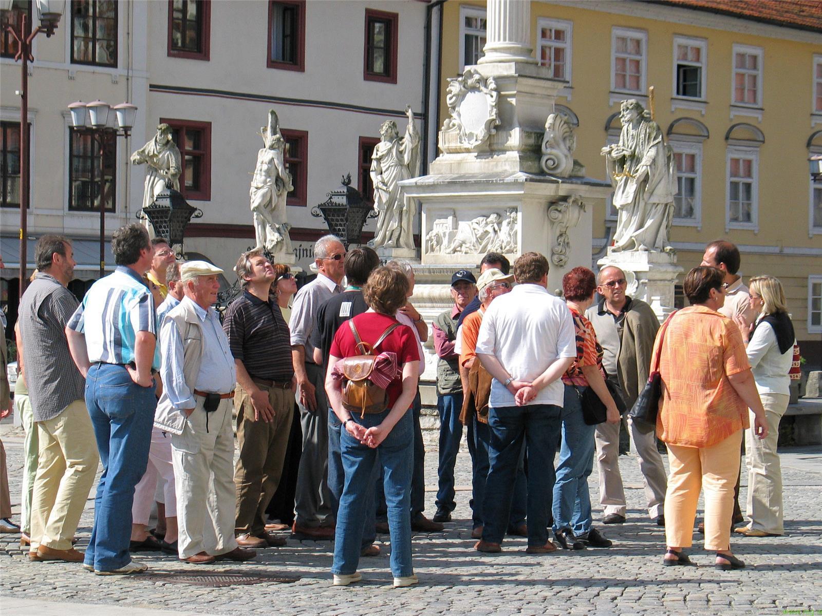 Vsako soboto brezplačen voden ogled Maribora