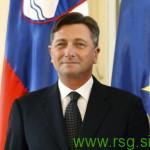 V Voličini danes predsednik Pahor