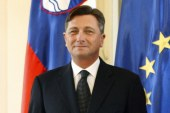 FOTO: Predsednik Pahor v Sveti Trojici tudi o lokalni samoupravi