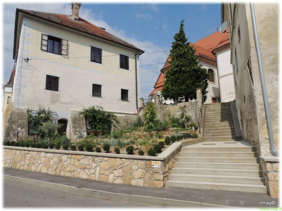 15.000€ za Učne vrtove pri Sv. Rupertu