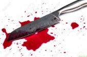 Policisti v Nasovi prijeli 46-letnika, ki je poskušal z nožem ubiti ženo