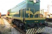 Pri Poljčanah iztirila lokomotiva