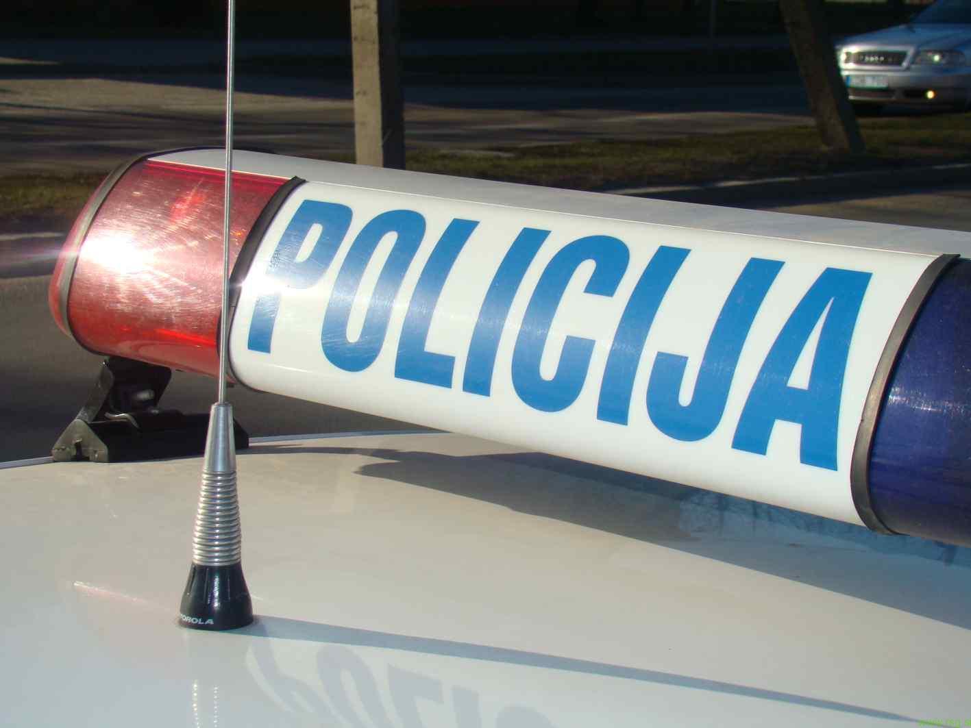 Policija opozarja na skrb za varnost v času dopustov