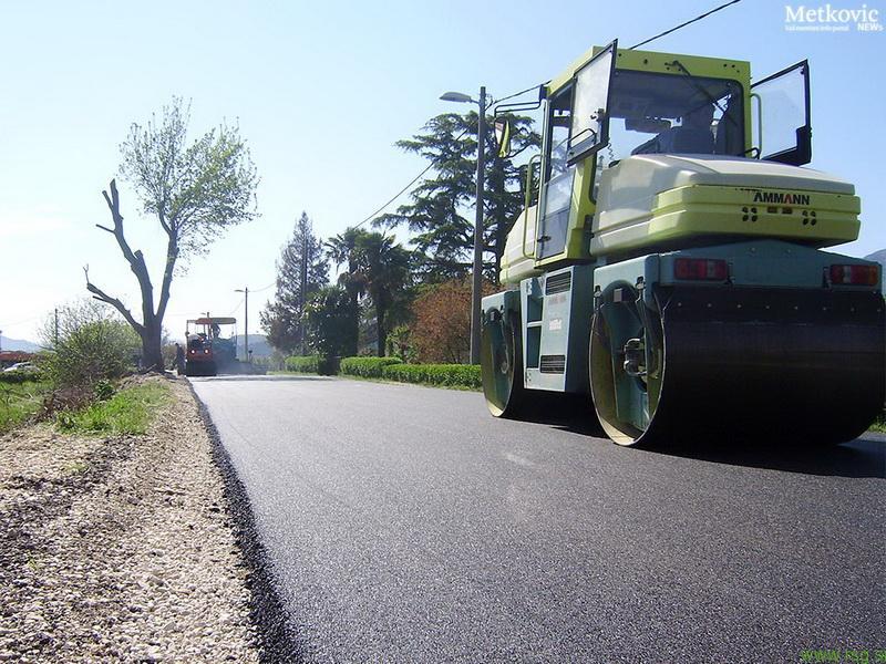 Pričetek težko pričakovane obnove ceste v Zg. Kungoti