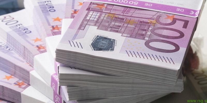 10 miljonov evrov v Sladki Vrh!