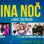 Na Poleni: Klapa Maslina, Ansambel Donačka, Skupina Magazin in Ansambel Roka Žlindre