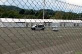 Na avstrijski strani mejnega prehoda Šentilj vaja varovanja meje