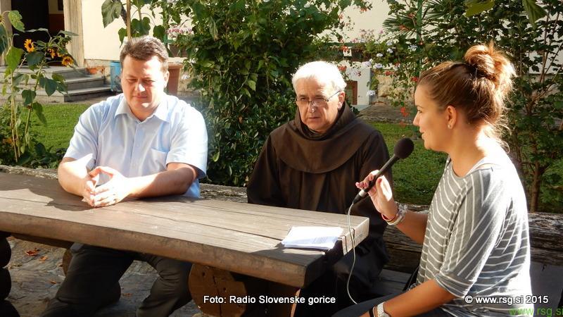 FOTO: V nedeljo pri Sv. Trojici jesenska kvaternica