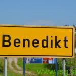 Benediški svetniki na seji tudi o smeteh