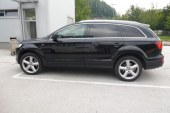 Ukraden Audi Q7 bo vrnjen lastniku